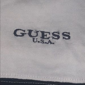 Guess Tops - Vintage GUESS classic crop top